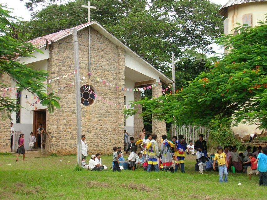 Iglesia de Covendo